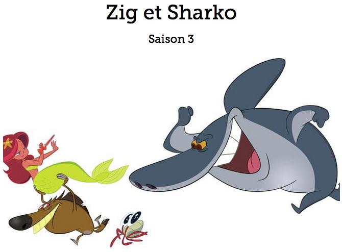 ZIG & SHARKO saison 3